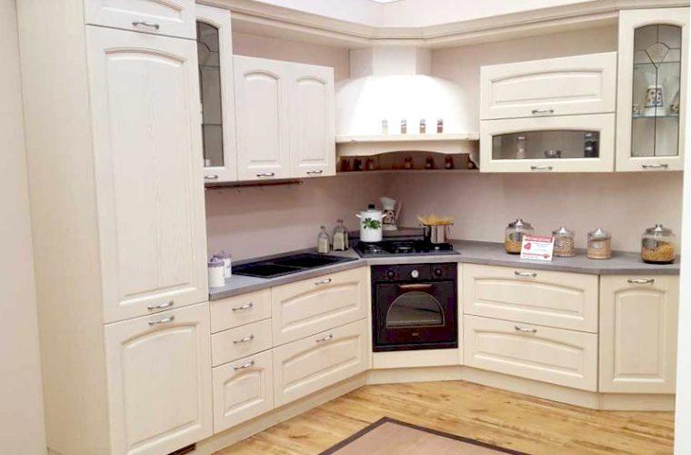 Cucina usata classica in vendita