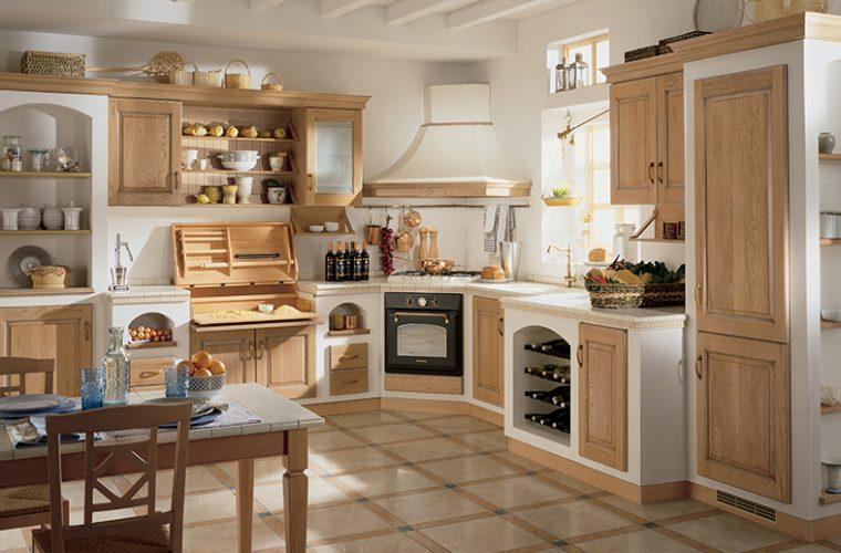 cucina cucine scavolini classiche classica stile arredamento