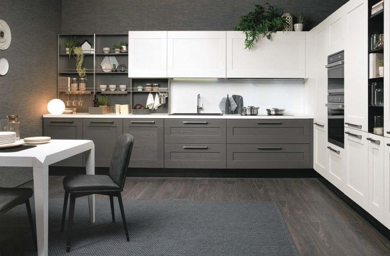 cucina cucine lineare lineari lube