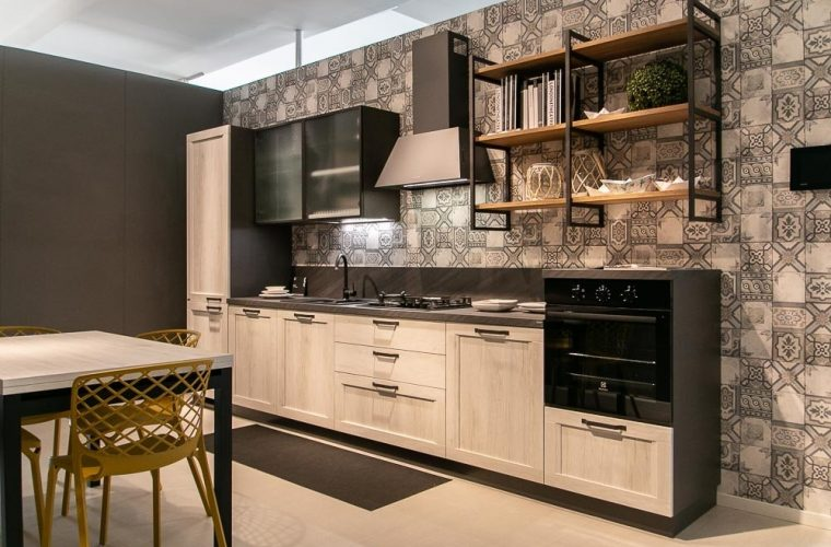 cucina cucine lineare lineari scavolini