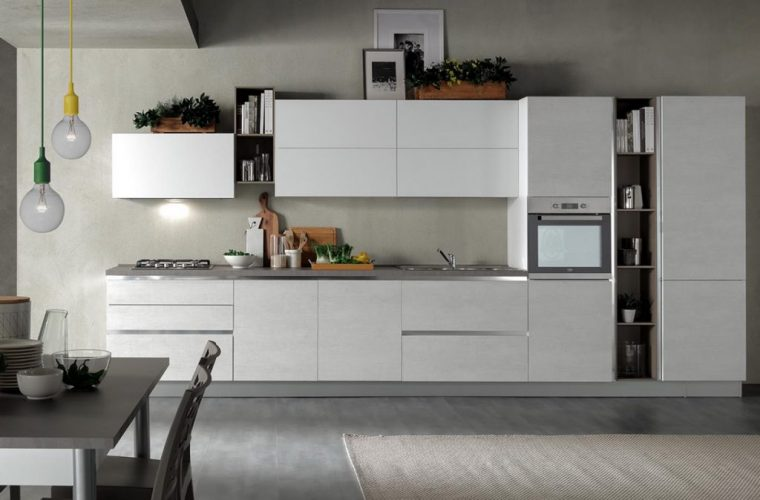 cucina cucine lineare lineari