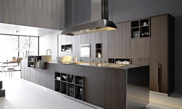 cucina usata cucine con isola cesar brand marca