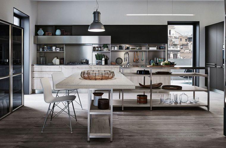 cucina usata cucine con isola veneta berloni stosa lube